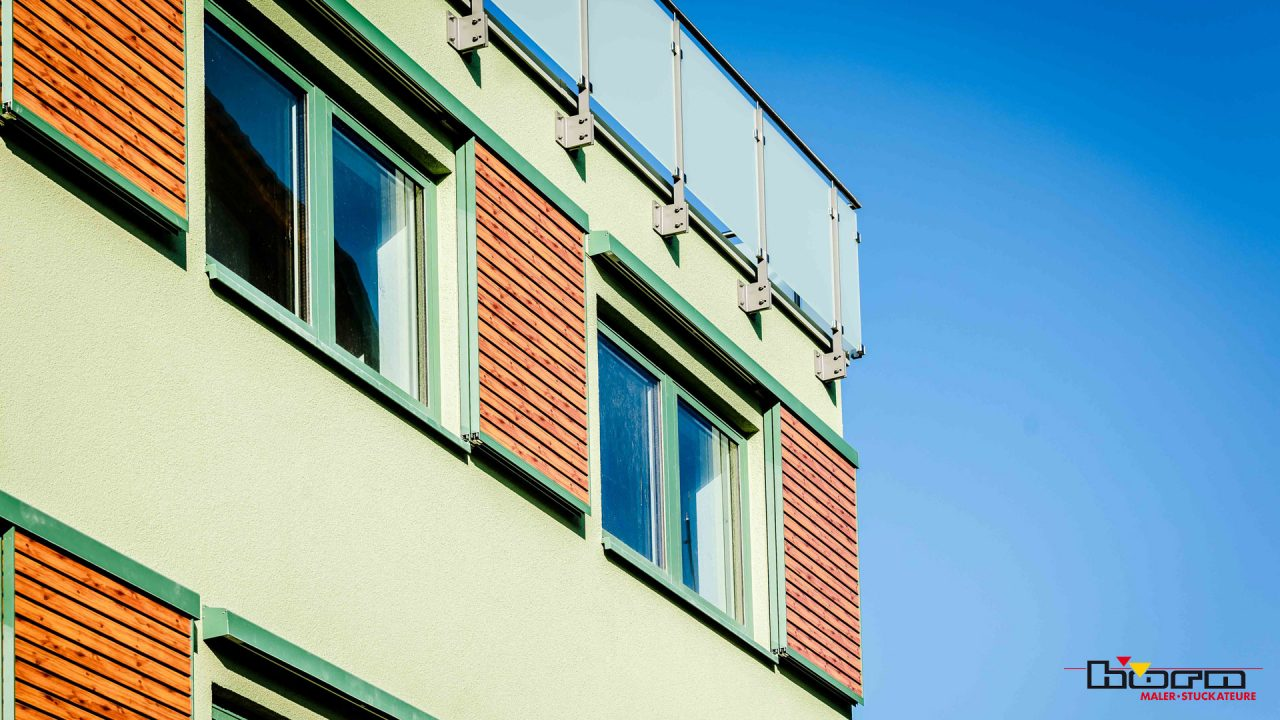 Horn Maler Stuckateure Renchen Malerarbeiten Ulm Fassadengestaltung 03